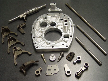 PPG Gearboxes - Subaru Performance & Sport Transmissions