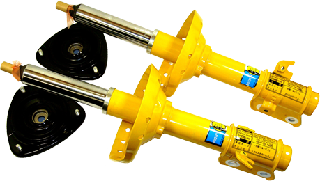 Subaru shock absorbers bilstein suspension