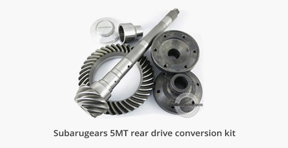 Subaru Rear Drive for VW - By All Drive Subaroo